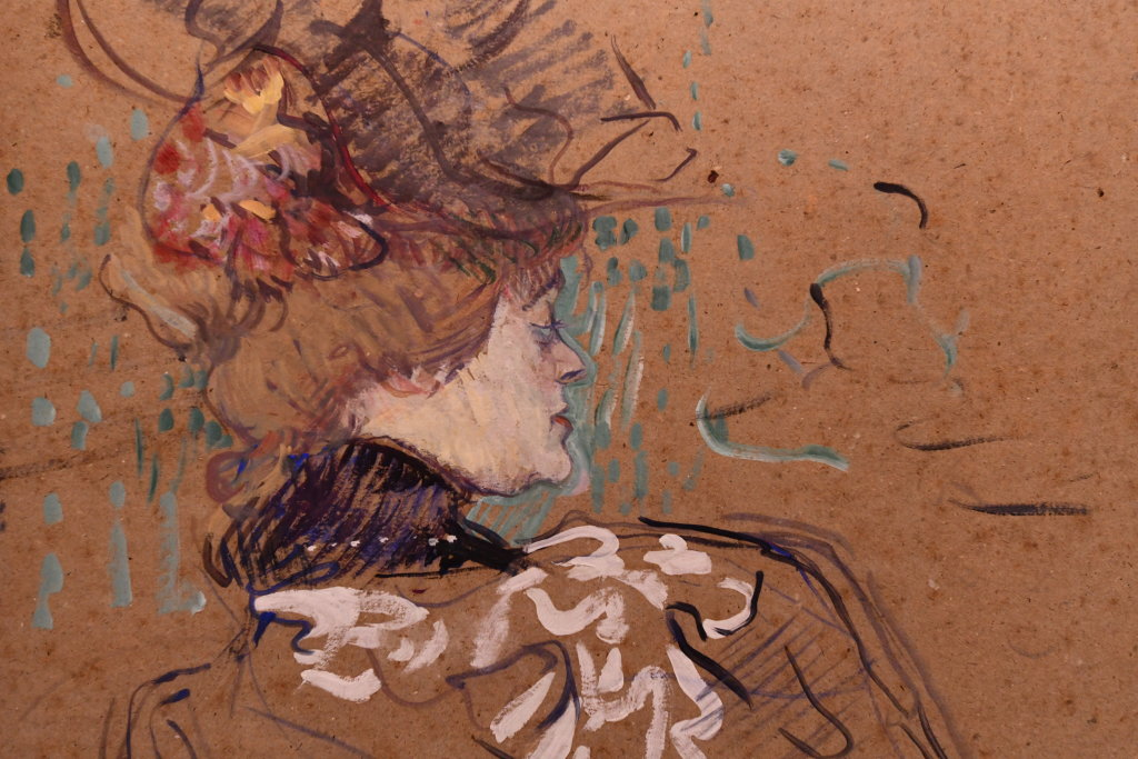 Vue d'exposition Toulouse Lautrec - Grand Palais - Paris (43)