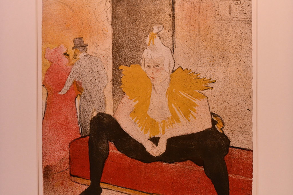 Vue d'exposition Toulouse Lautrec - Grand Palais - Paris (44)