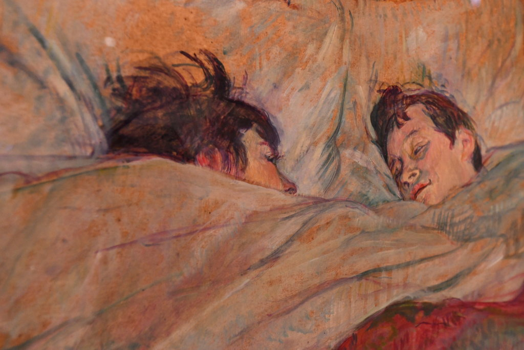 Vue d'exposition Toulouse Lautrec - Grand Palais - Paris (48)
