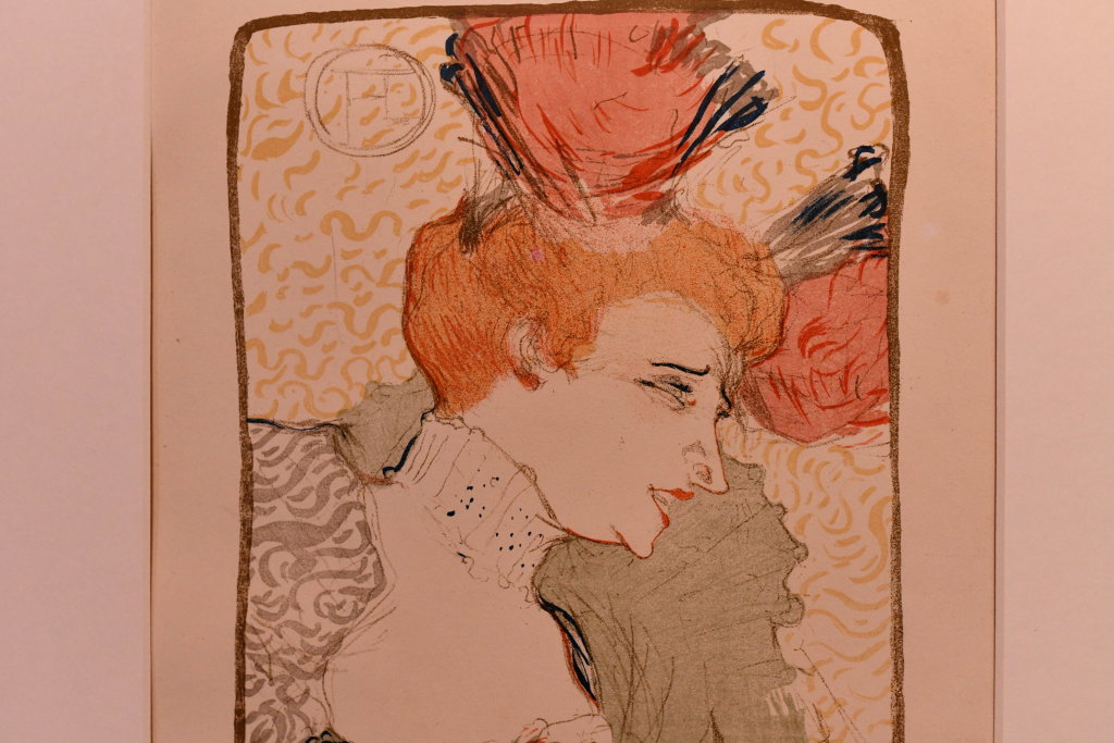 Vue d'exposition Toulouse Lautrec - Grand Palais - Paris (50)