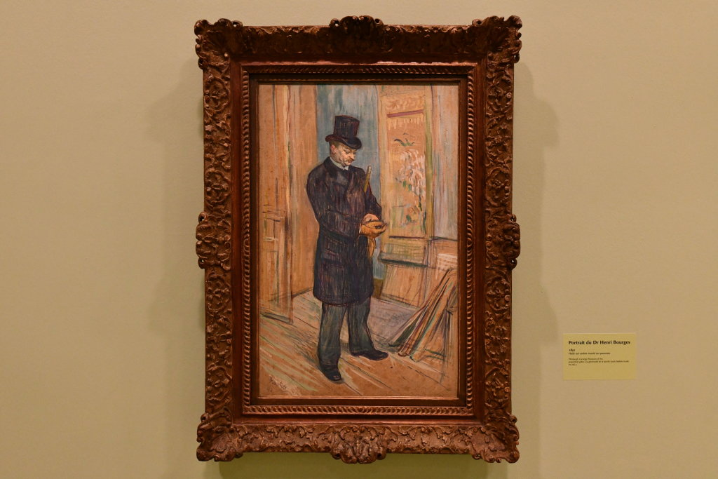 Vue d'exposition Toulouse Lautrec - Grand Palais - Paris (58)