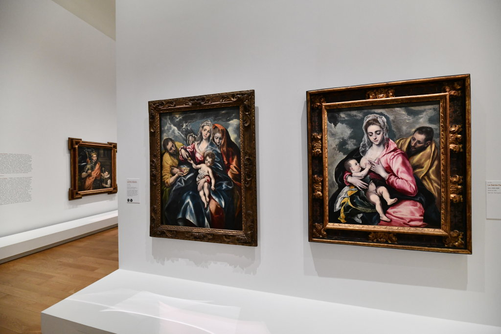 Vue exposition - Le Greco - Grand Palais - Paris (10)