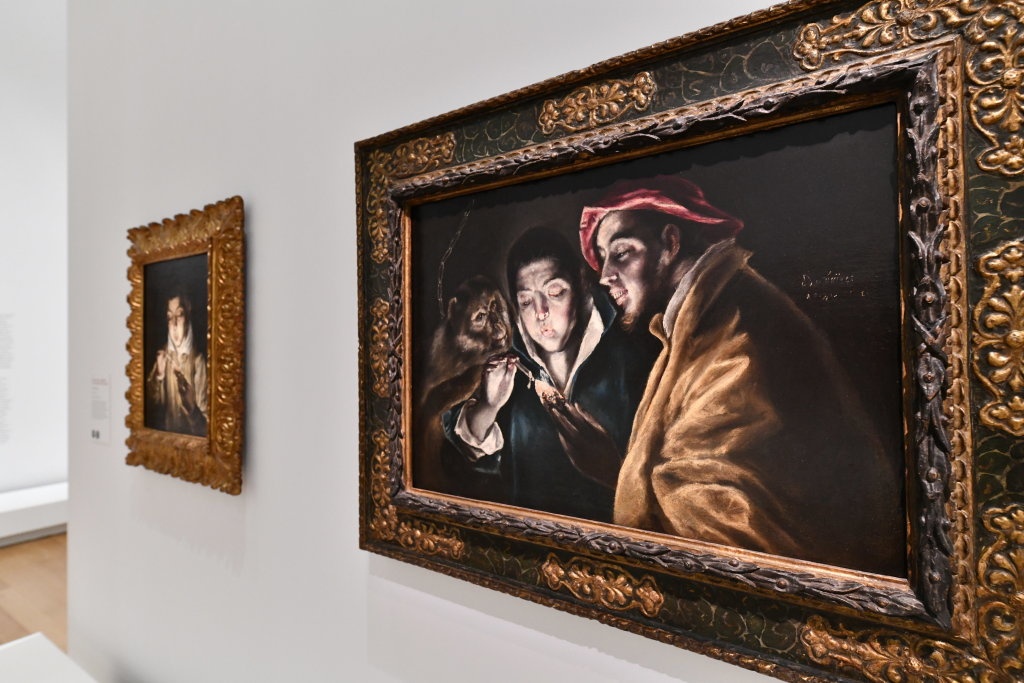 Vue exposition - Le Greco - Grand Palais - Paris (16)