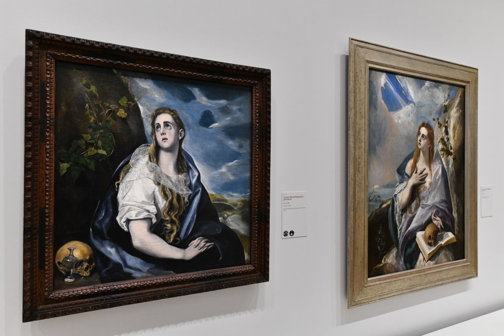 Vue exposition - Le Greco - Grand Palais - Paris (18)