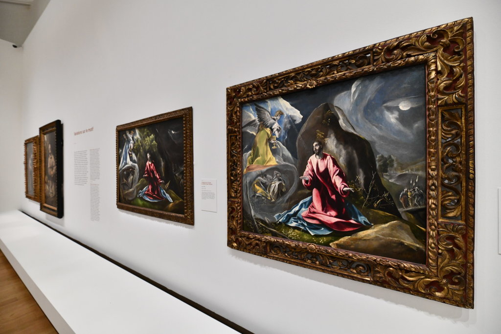 Vue exposition - Le Greco - Grand Palais - Paris (21)