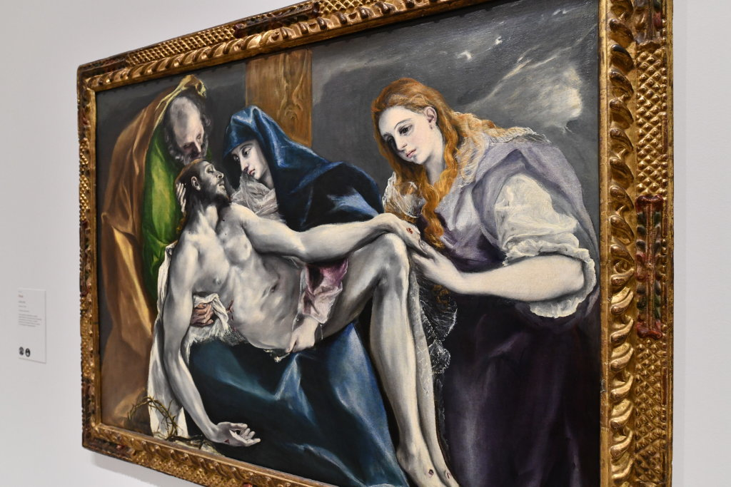Vue exposition - Le Greco - Grand Palais - Paris (25)