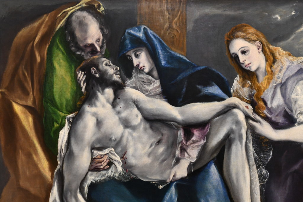 Vue exposition - Le Greco - Grand Palais - Paris (28)