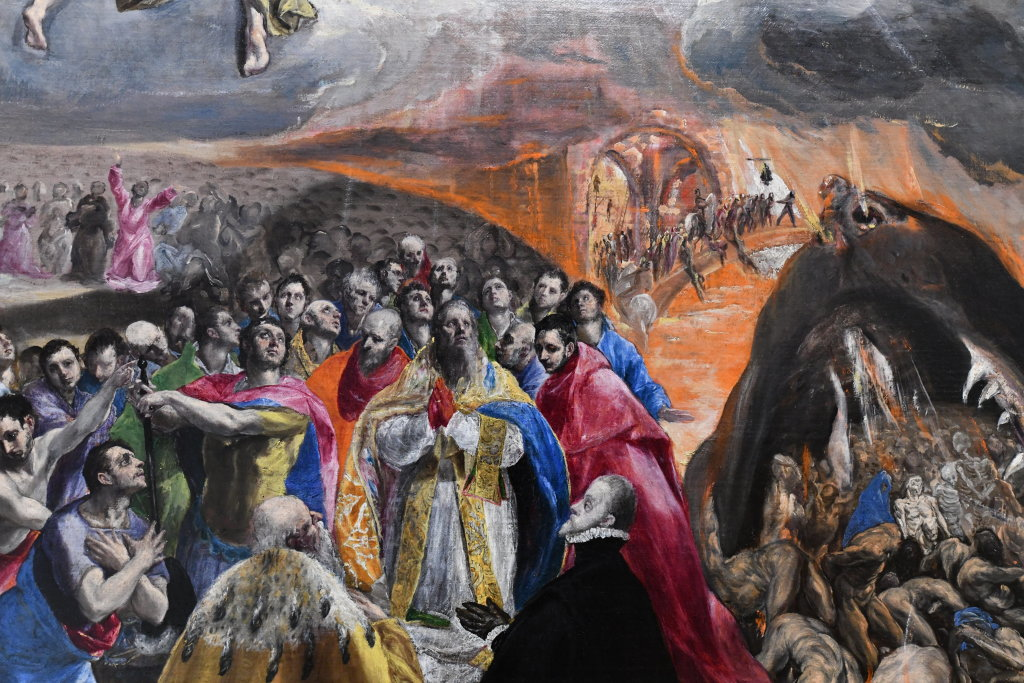 Vue exposition - Le Greco - Grand Palais - Paris (29)
