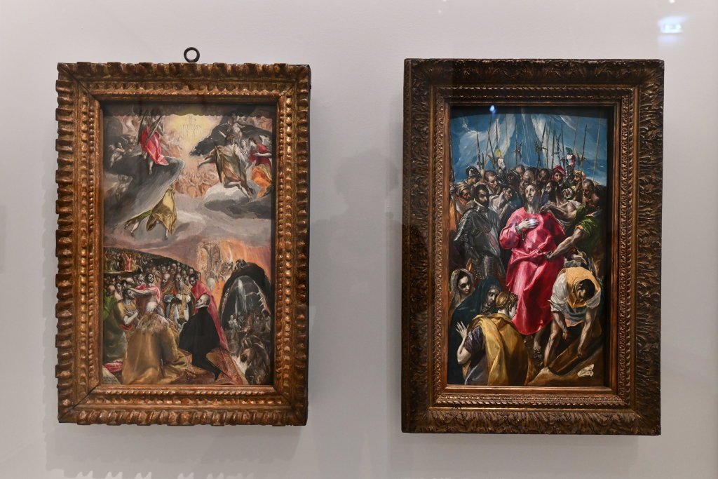 Vue exposition - Le Greco - Grand Palais - Paris (44)