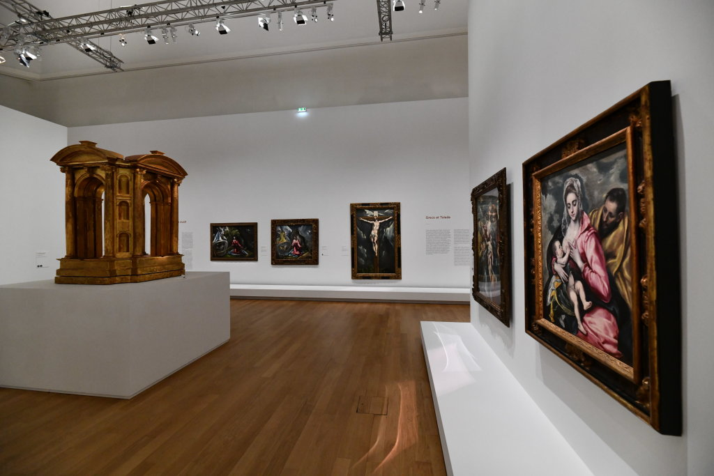 Vue exposition - Le Greco - Grand Palais - Paris (49)
