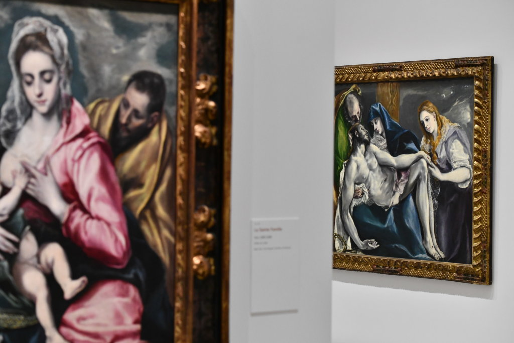 Vue exposition - Le Greco - Grand Palais - Paris (6)