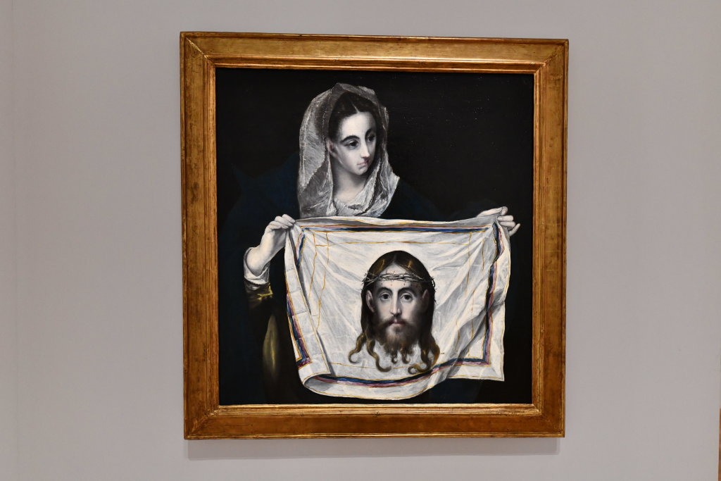 Vue exposition - Le Greco - Grand Palais - Paris (9)