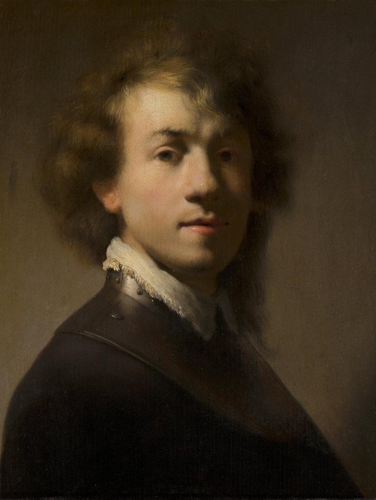 Rembrandt, Zelfportret, 1669