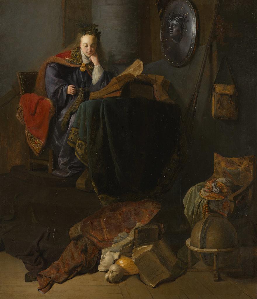 Atelier van Rembrandt, Minerva, c. 1630
