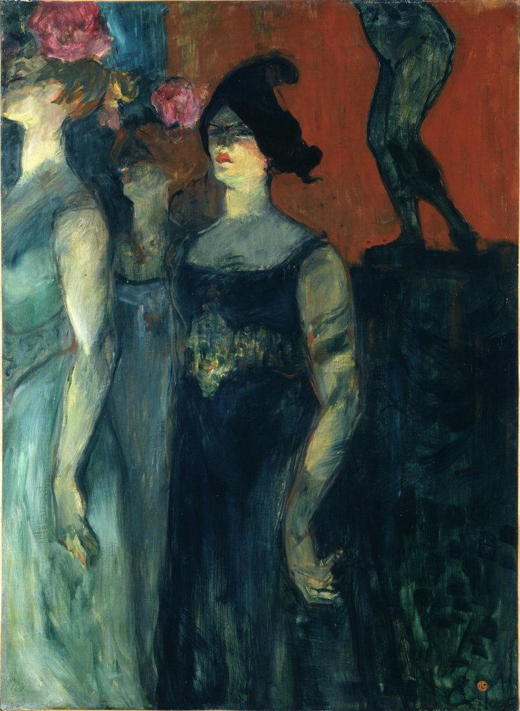 Henri de Toulouse-Lautrec, Messaline, 1901