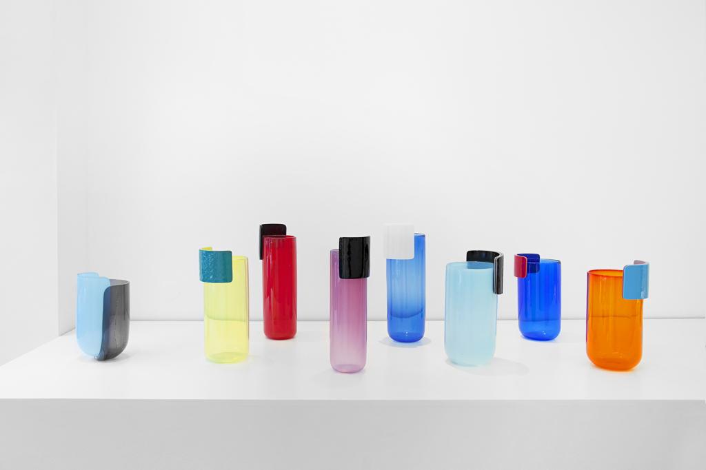 Julie Richoz, Vases coques et vases oreilles, 2013