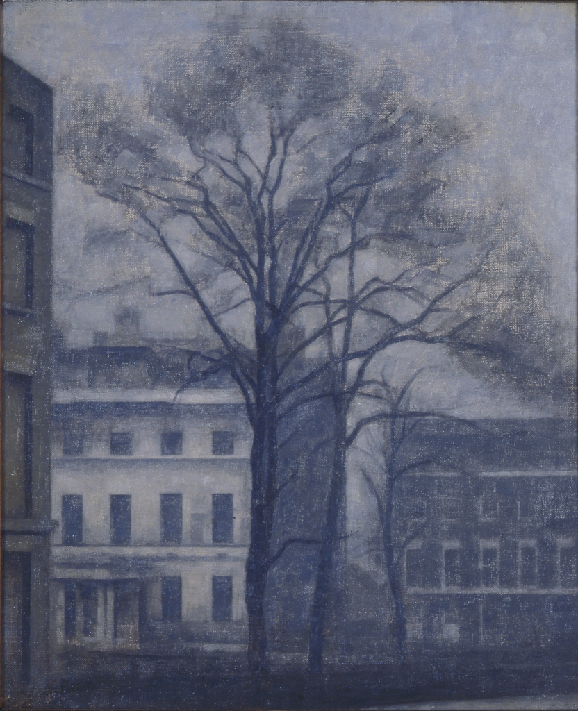 Vilhelm Hammershøi, The Jew's College_Rabbinical Seminary_in Guilford Street, 1912