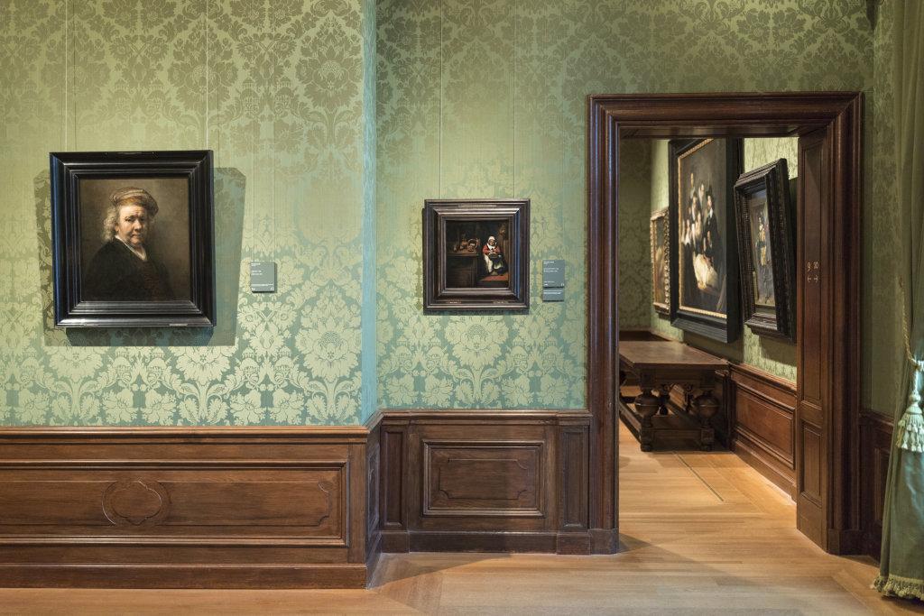 31 janvier - 15 septembre 2019 - Rembrandt au Mauritshuis, Pays-bas (1)