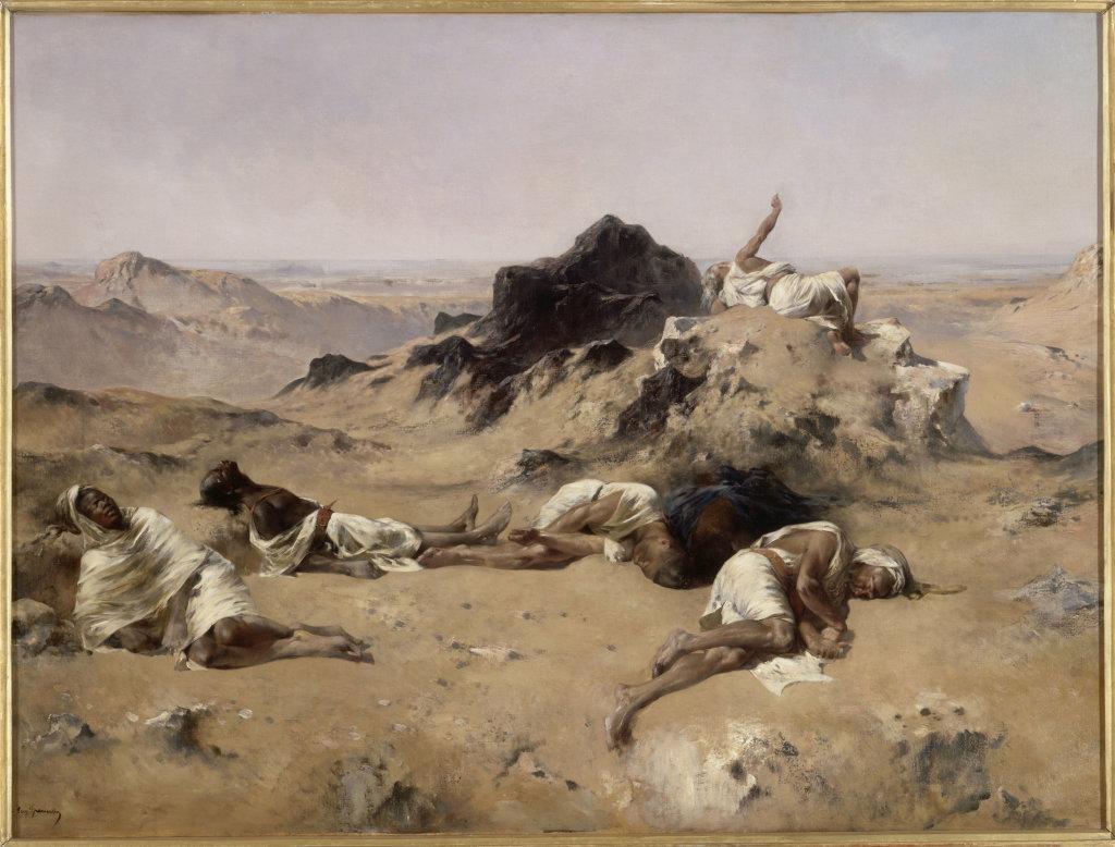 Fromentin Eugène, Le Pays de la soif