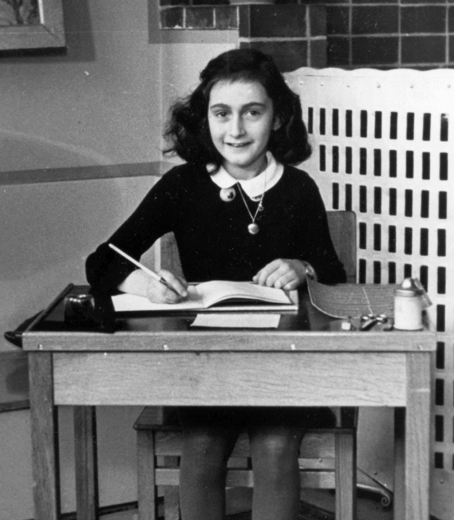 Photographie Anne Frank