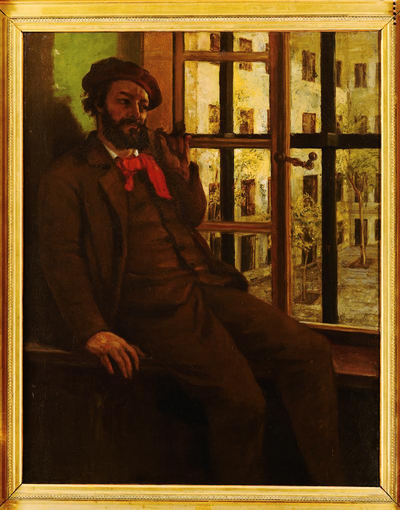 ©  Musée  Gustave  Courbet,-photo  :  Pierre  Guenat