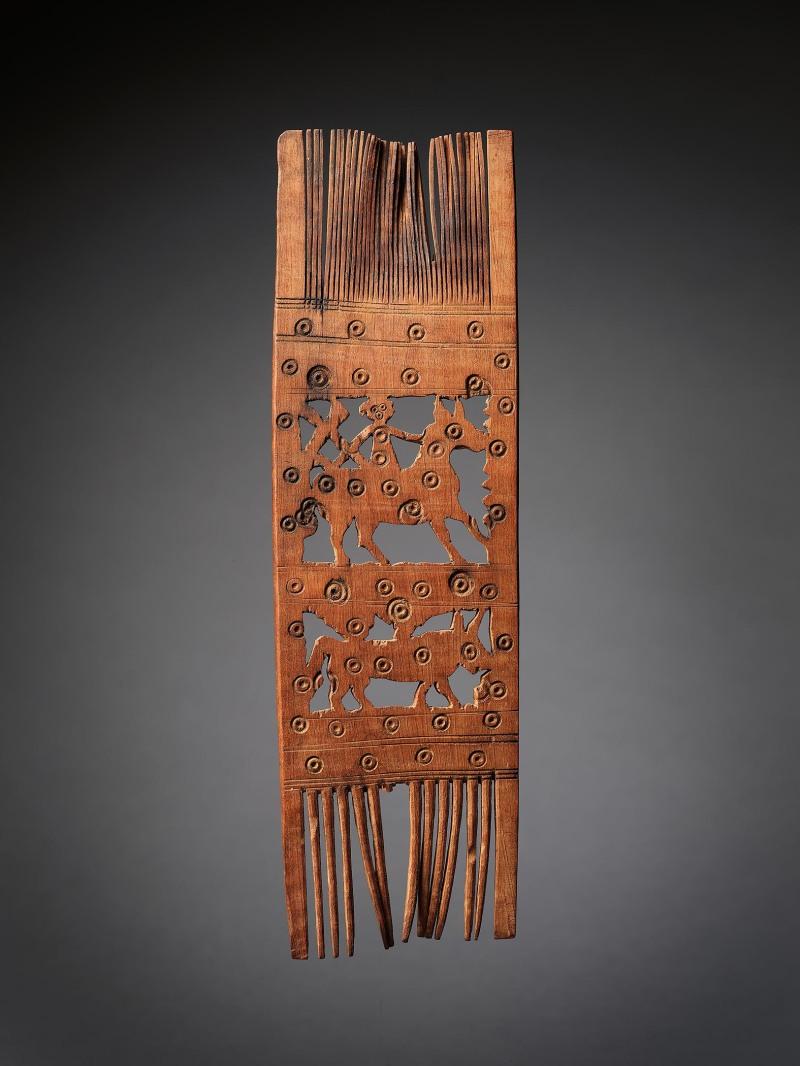 BoisH.23 cm, l.7 cmÉgypte,6e-8esiècleCollection privée