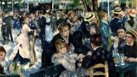 Bal au moulin de la Galette, Auguste Renoir