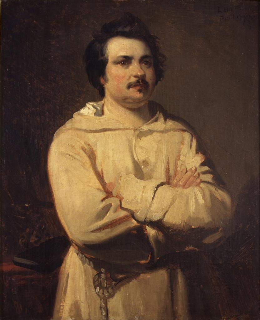 Boulanger, Portrait d'Honoré de Balzac