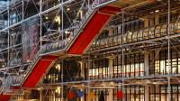 Centre Georges Pompidou © Manuel Cohen