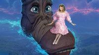 Chantal Goya et le soulier qui vole