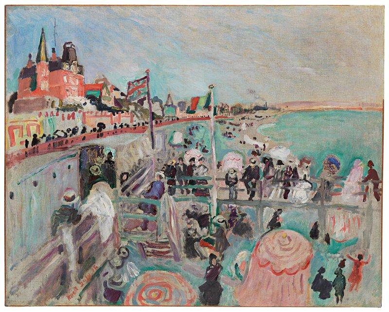 Dufy, Clarfield, 1903