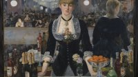 Edouard Manet, Bar aux Folies-Bergère, 1882. The Courtauld Gallery (The Samuel Courtauld Trust), London © The Samuel Courtauld Trust, The Courtauld Gallery, London