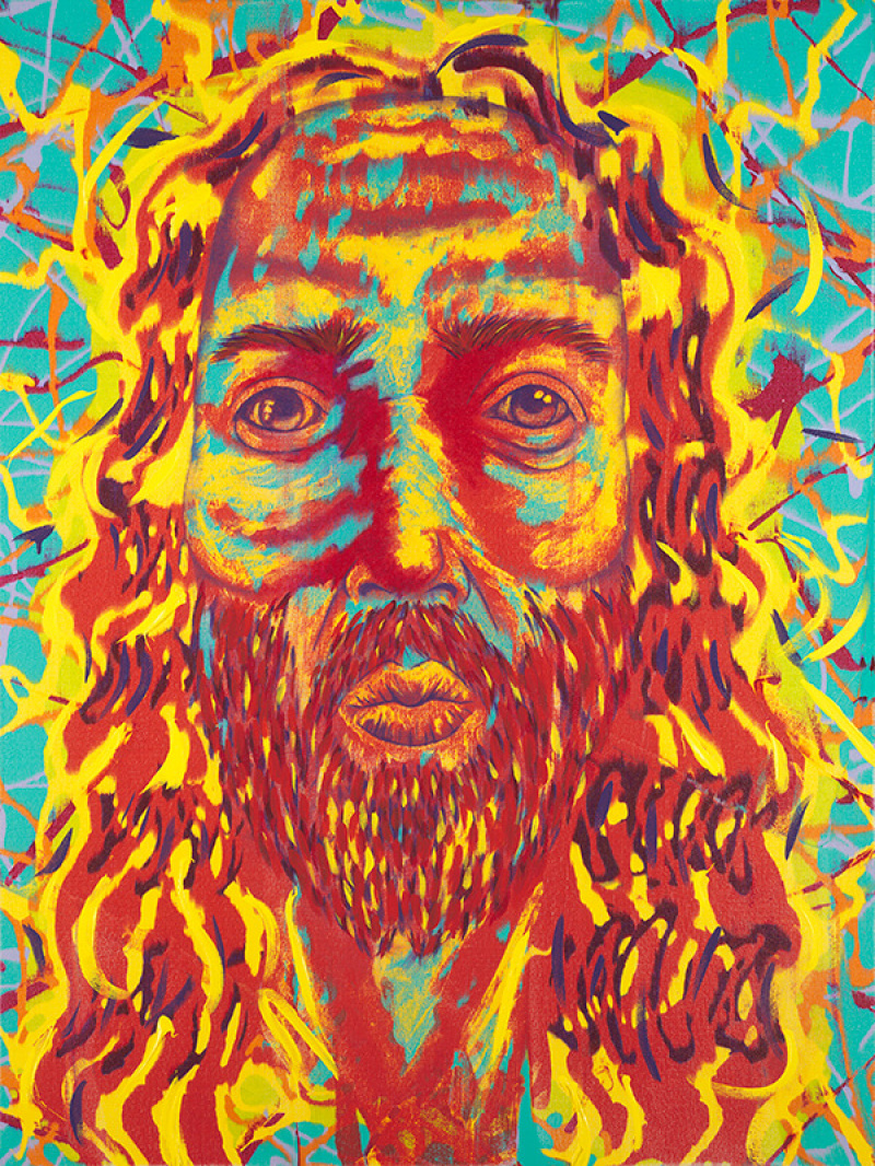 Electric Jesus © Jim Carrey