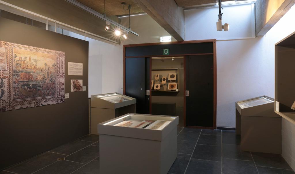 Exposition De lin et de laine, Musée Royal de Mariemont, Belgique (10)