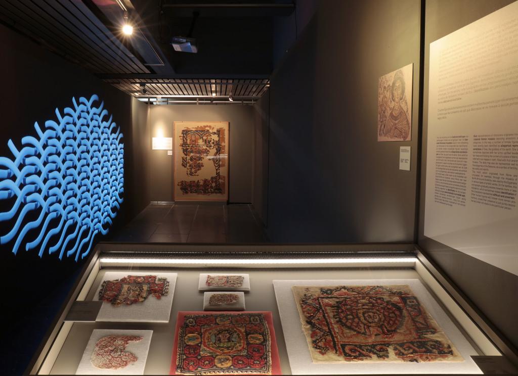 Exposition De lin et de laine, Musée Royal de Mariemont, Belgique (11)