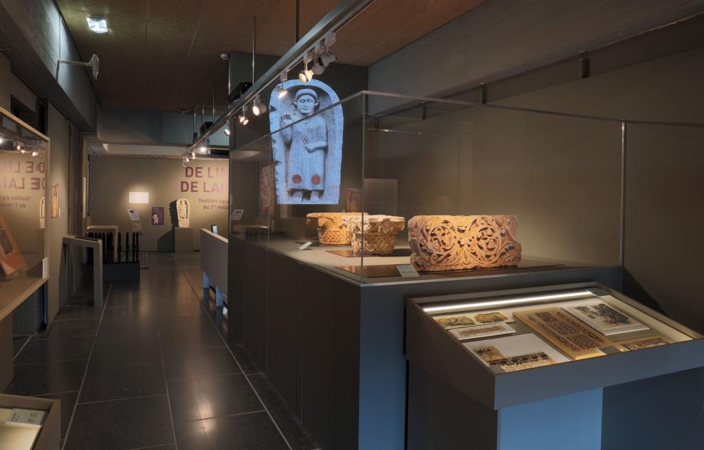 Exposition De lin et de laine, Musée Royal de Mariemont, Belgique (12)