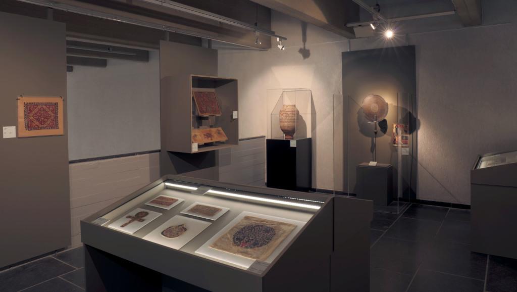 Exposition De lin et de laine, Musée Royal de Mariemont, Belgique (14)