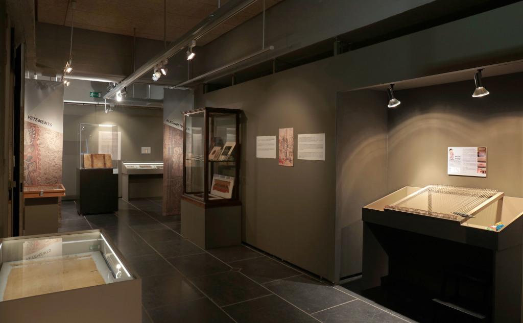 Exposition De lin et de laine, Musée Royal de Mariemont, Belgique (2)