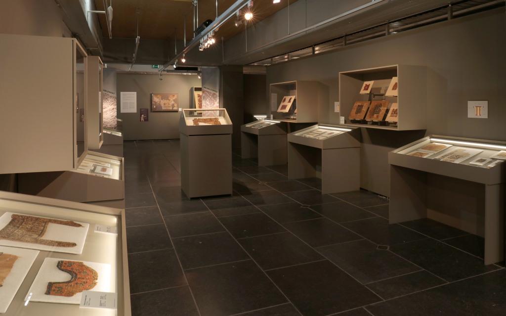 Exposition De lin et de laine, Musée Royal de Mariemont, Belgique (5)