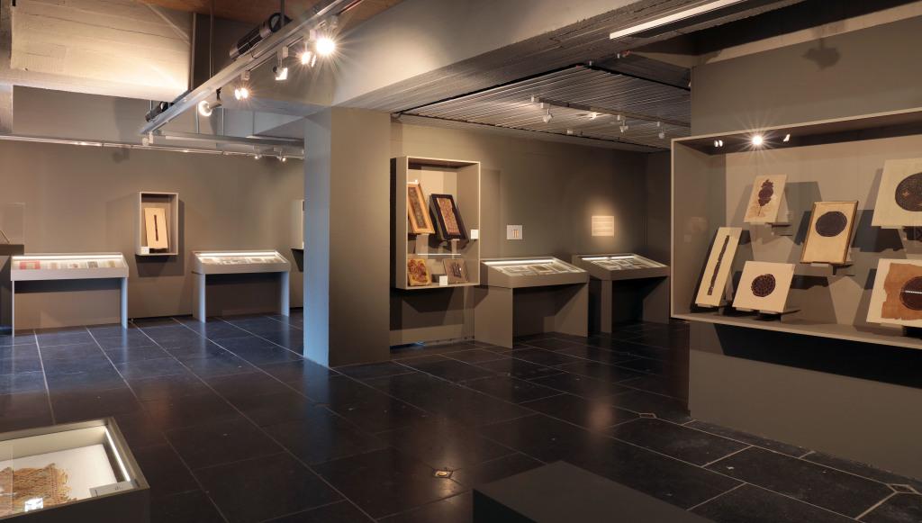 Exposition De lin et de laine, Musée Royal de Mariemont, Belgique (9)