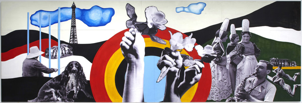 Fernand Léger and Charlotte Perriand, Essential Happiness, New Pleasures...1937-2011