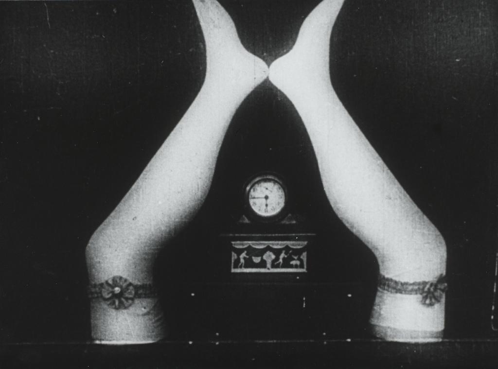 Fernand Léger, George Antheil and Dudley Murphy, Mechanical Ballet (Le Ballet mécanique) 1924