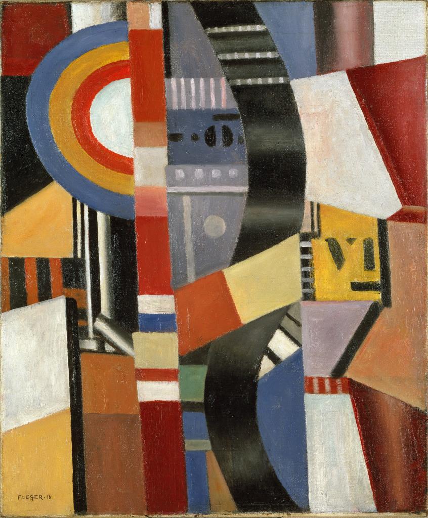 Fernand Léger, The Disc, 1918