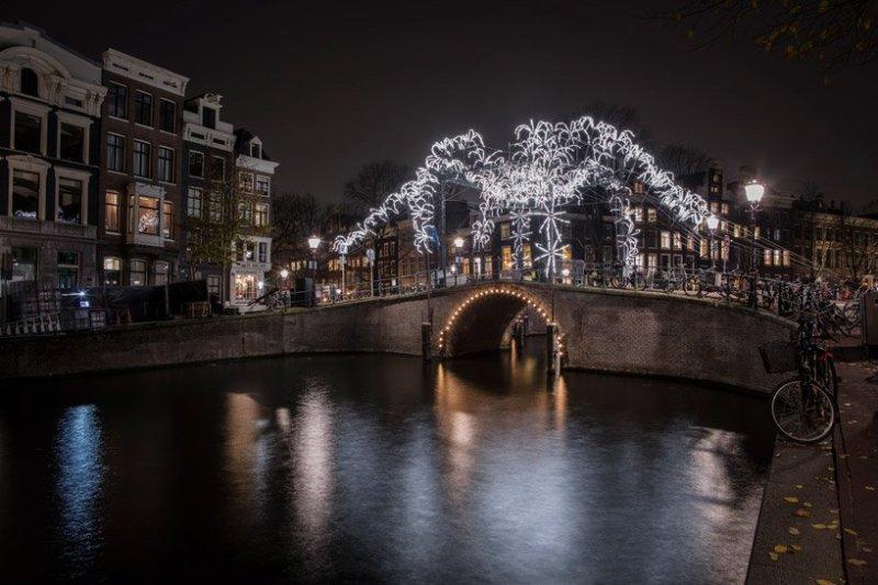 Festival des Lumières d'Amsterdam 4