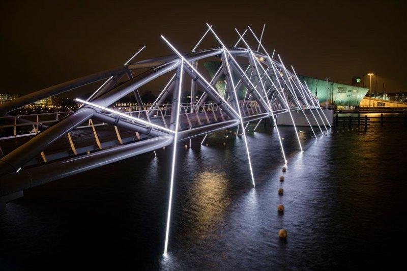Festival des Lumières d'Amsterdam 5