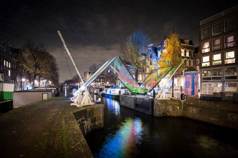 Festival des Lumières d'Amsterdam 8
