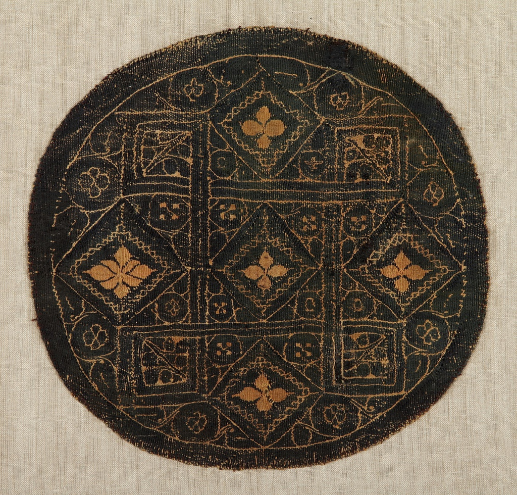 Orbiculus en tapisserie - Expo de lin et de laine