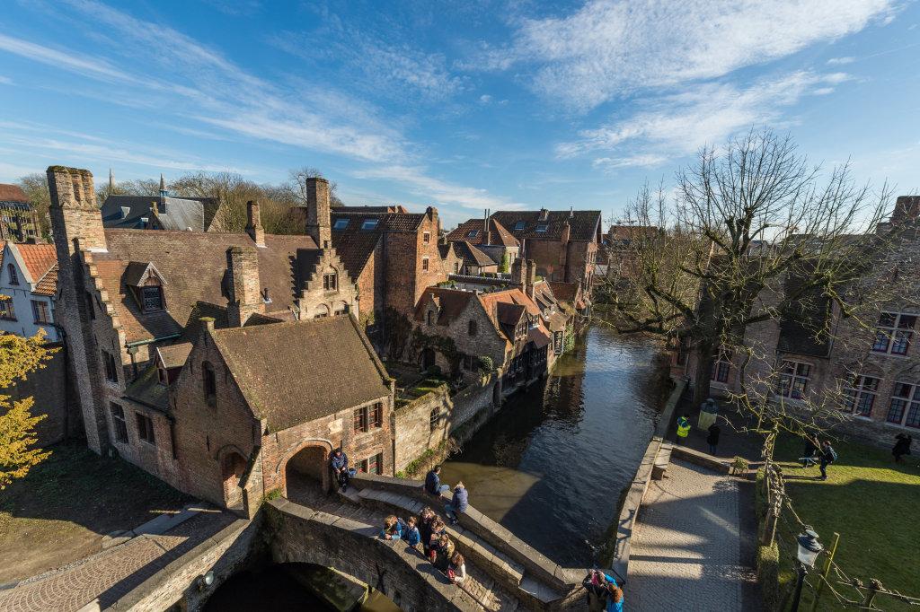 Gruuthusemuseum Bruges (restoration)