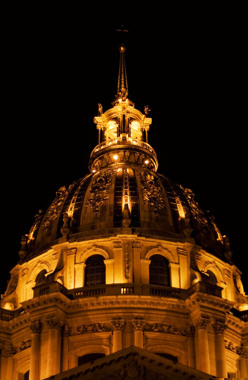 Hôtel des Invalides, Paris
