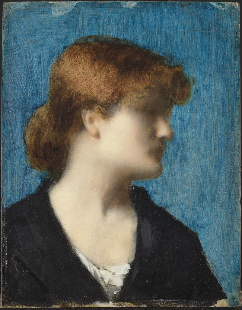 Jean-Jacques Henner, Camille Merval, vers 1886